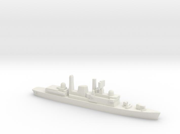 Type 42 DDG (Falklands War), 1/3000 3d printed