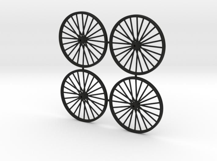 32.5 mm N Gauge Colliery Winding Gear 3d printed