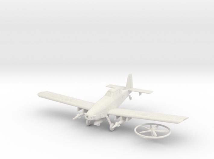 1/144 Air Tractor AT-802U 3d printed
