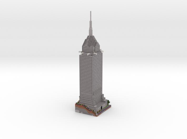 Double D's Skyscraper 3d printed