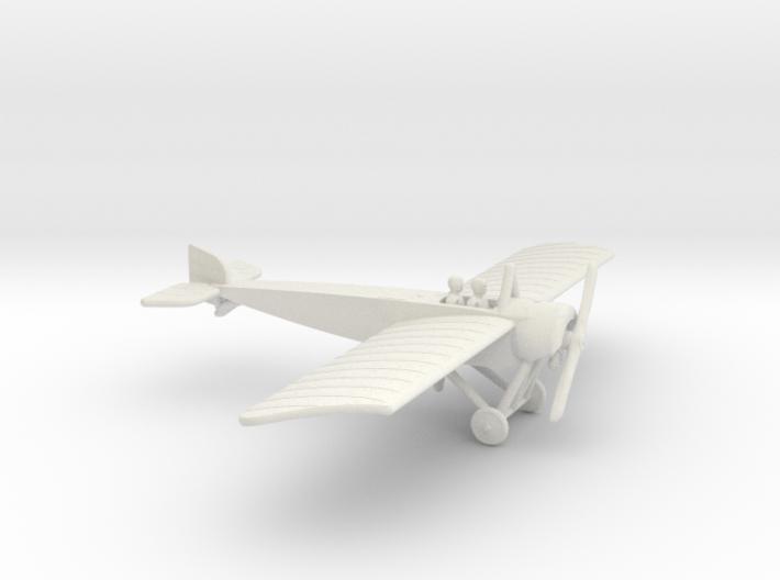 Morane-Saulnier Type G 3d printed 1:144 Morane-Saulnier Type G in WSF