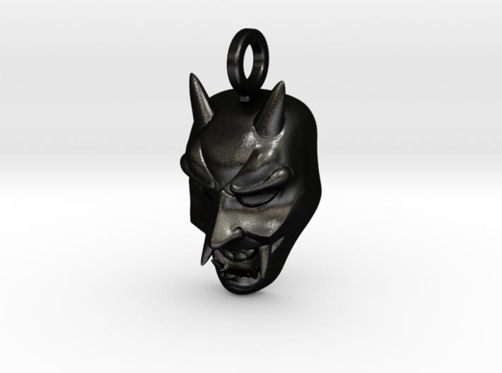Hannya Oni Mask 3d printed