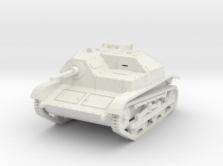 PV138 Polish TKS Tankette (1/48) 3d printed