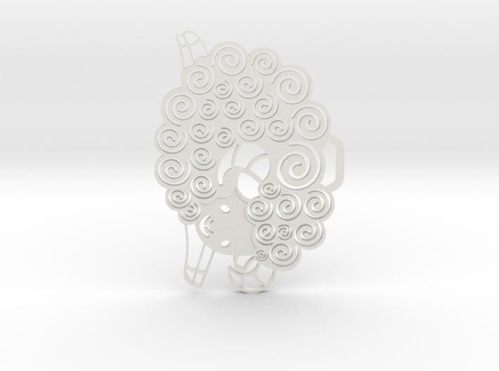 Sheep 3d printed