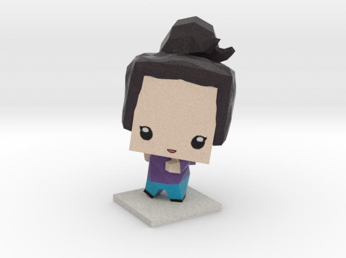 Studio-Chibi 3d printed