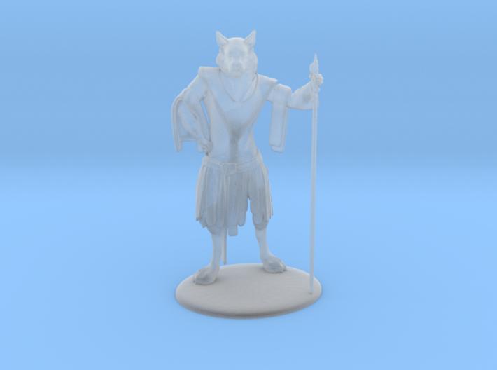 Aslan (Traveller race) Miniature 3d printed
