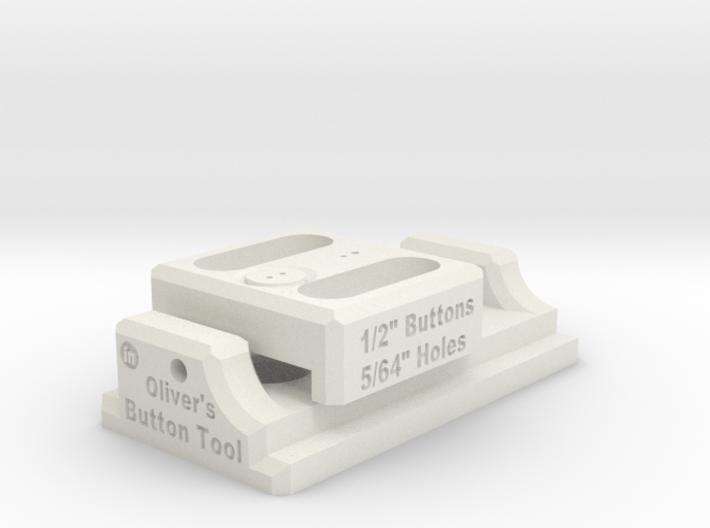 Button Maker 3d printed
