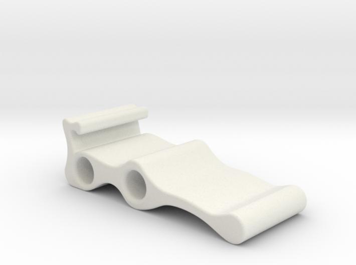 LLS Sample Holder 3d printed