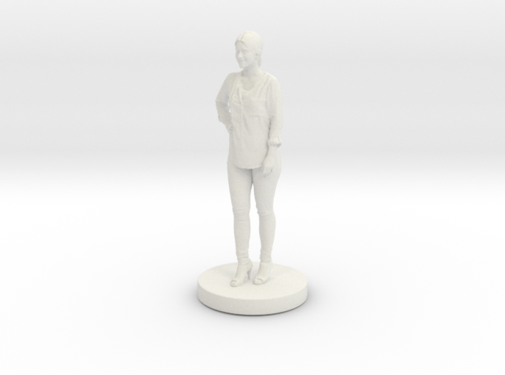 Printle C Femme 005 - 1/35 3d printed