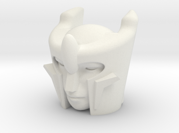 Airachnid head for CW Helicopter 3d printed