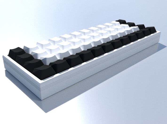 Planck Case Cover - 90's Plastic 3d printed