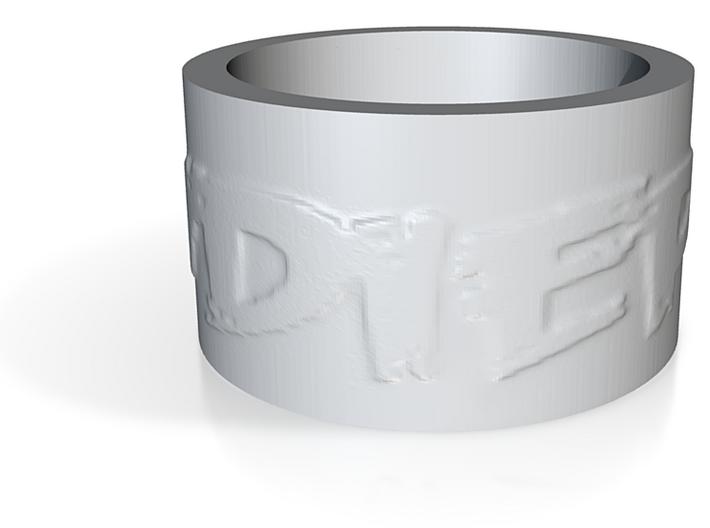ring -- Wed, 08 Jan 2014 16:15:37 +0100 3d printed