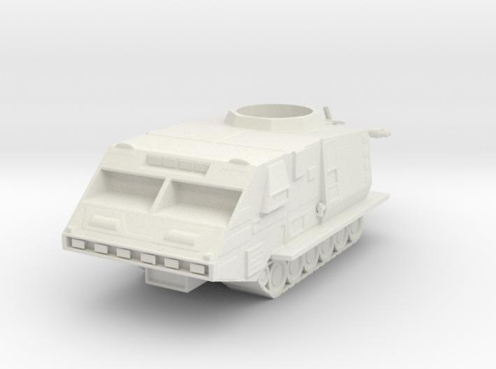 Landram, Move-able Turret (Battlestar Galactica) 3d printed