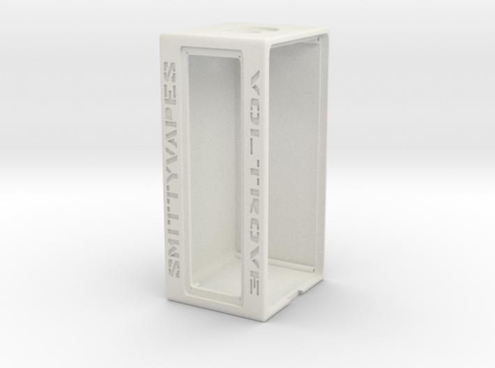 Wide G Lipo Body 3d printed