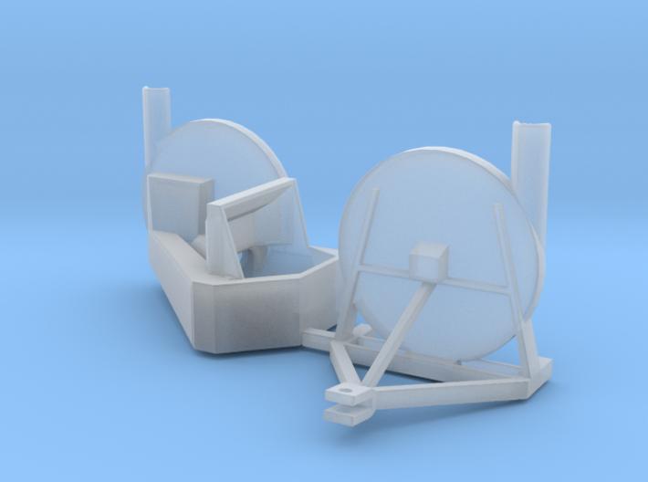 Blower NH/IH 3d printed