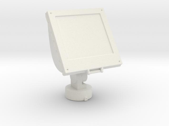 Printle Thing External Spotlight 1/24 3d printed