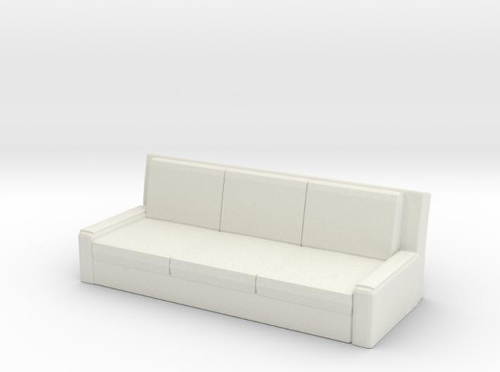 Printle Thing Sofa 01 - 1/24 3d printed