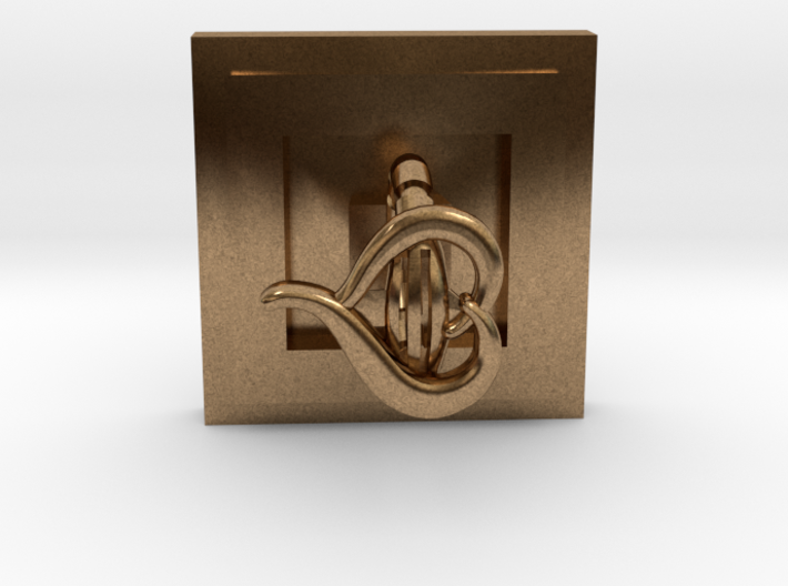 Jewelry Decoration: Heart Ring 3d printed
