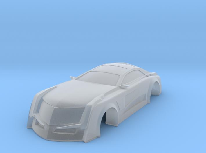 Quantow X Interrobang Toys Cadillac 3d printed