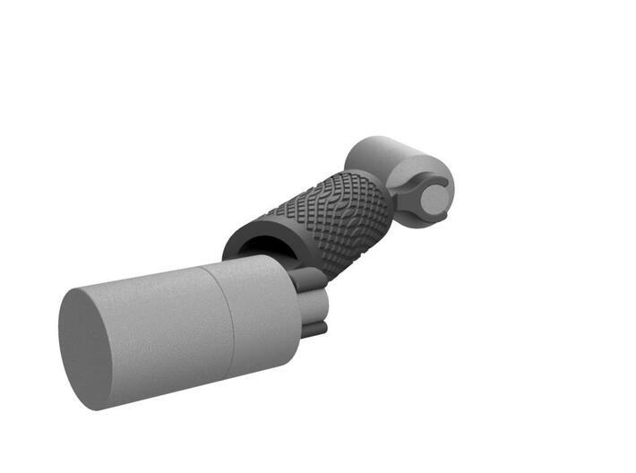 ORTF-Schoeps Actives V2 3d printed