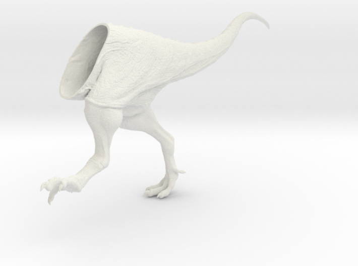 Albertosaurus Body (Total 56cm / 1:16) 3d printed