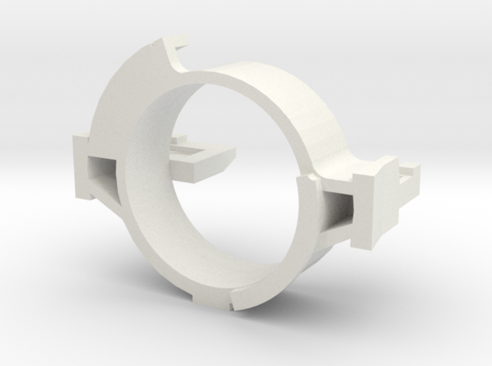 HopChop Mk4 Blade Fixture - R-Hop Cutting Jig 3d printed