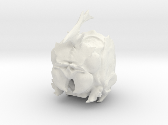 Angry Bug Cube 3d printed