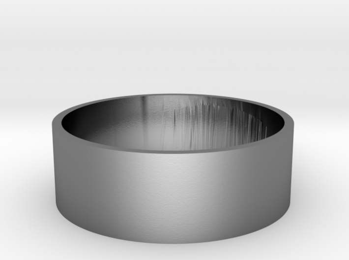 Size 15.5 USA Spike Ring 3d printed