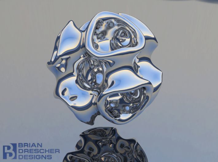 Chmutovs Sphere - 10cm 3d printed