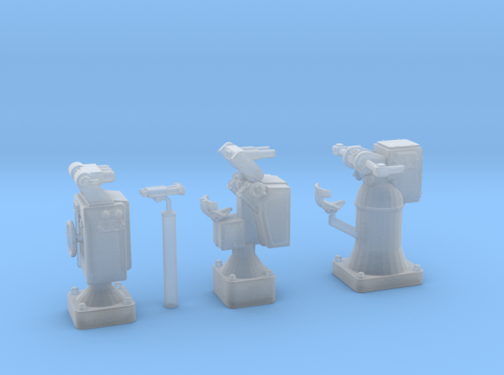1/96 DKM Observation Set 3d printed