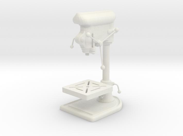 Drill Press - 1/10 3d printed
