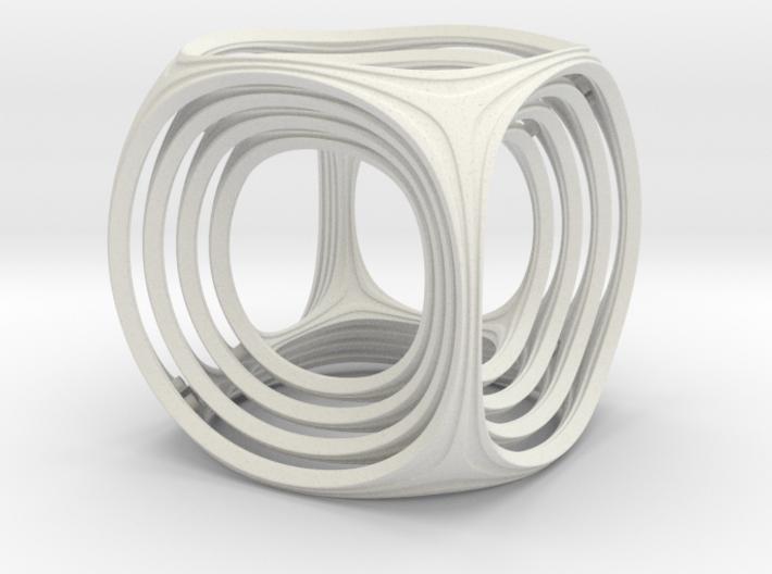 Gyro the Cube (XL) 3d printed