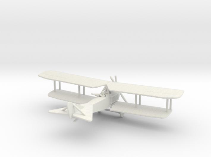 Albatros C.I 3d printed 1:144 Albatros C.I in WSF