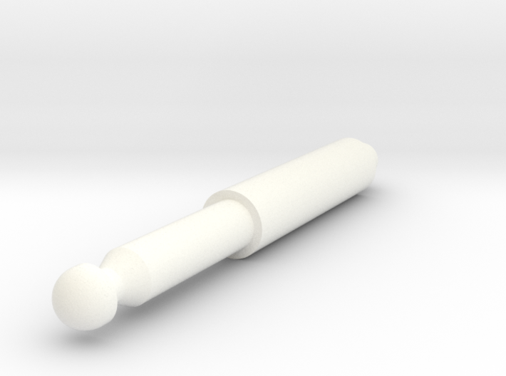 PRHI Bandai MFV Missile 5mm end 3d printed