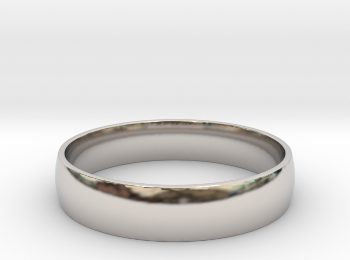 Customizable Ring 3d printed