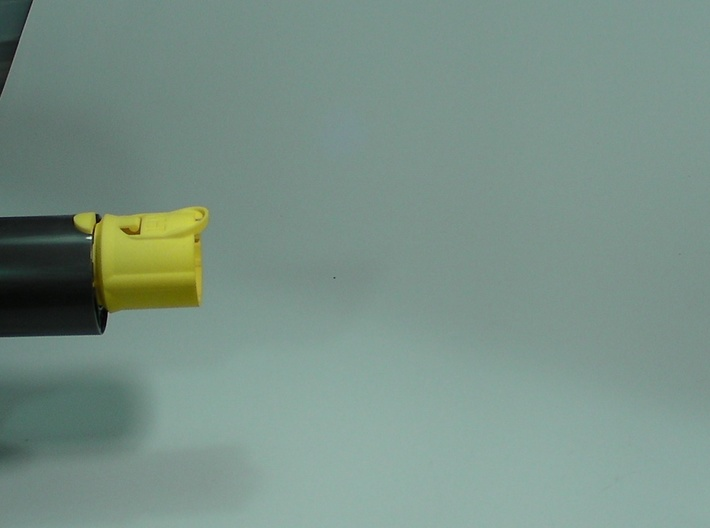 Adapter Mk IIa for Dyson V8 to pre-V8 tools 3d printed