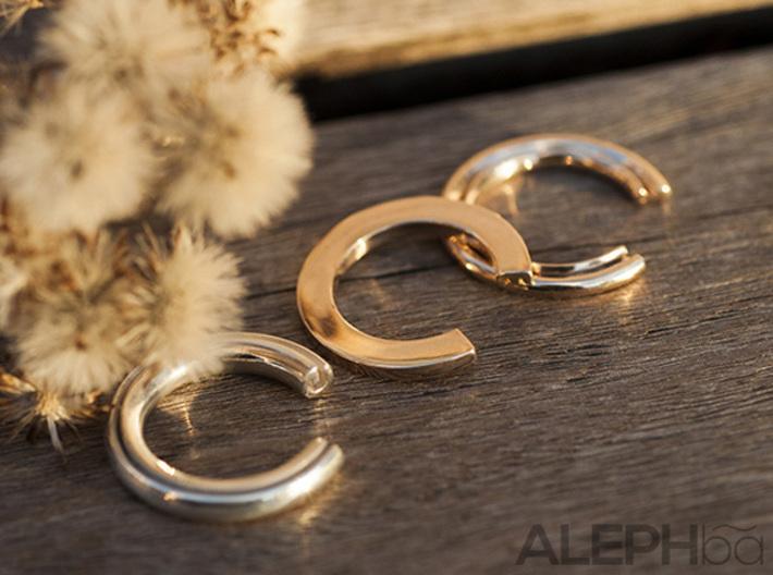 Q Ring 3d printed