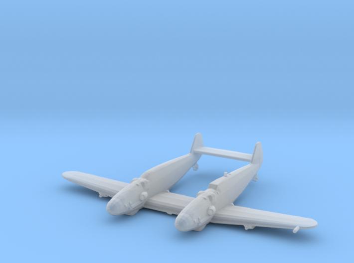 Messerschmitt Bf-109 Z 'Zwilling' 3d printed