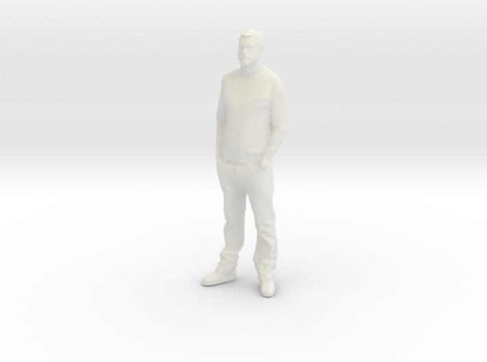 Printle C Homme 004 - 1/20 - wob 3d printed