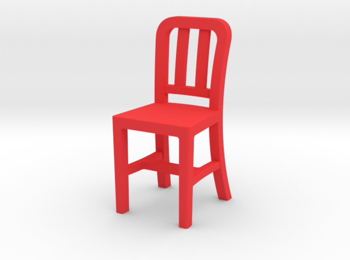 RedChair 3d printed