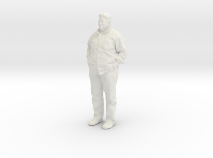 Printle C Homme 011 - 1/20 - wob 3d printed