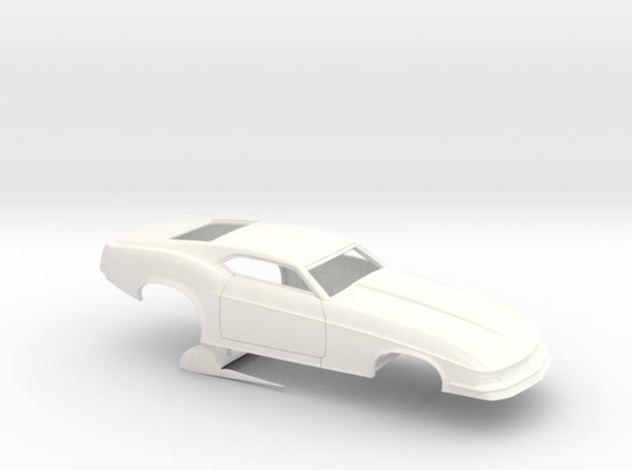 1/32 1970 Pro Mod Mustang No Scoop 3d printed