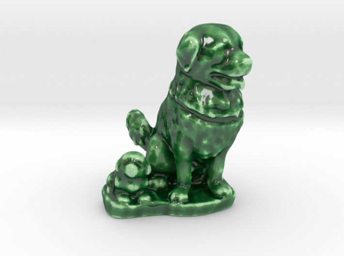 Dog&Puppy 3d printed