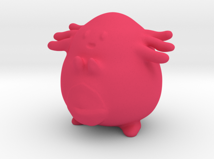 Chansey 3d printed