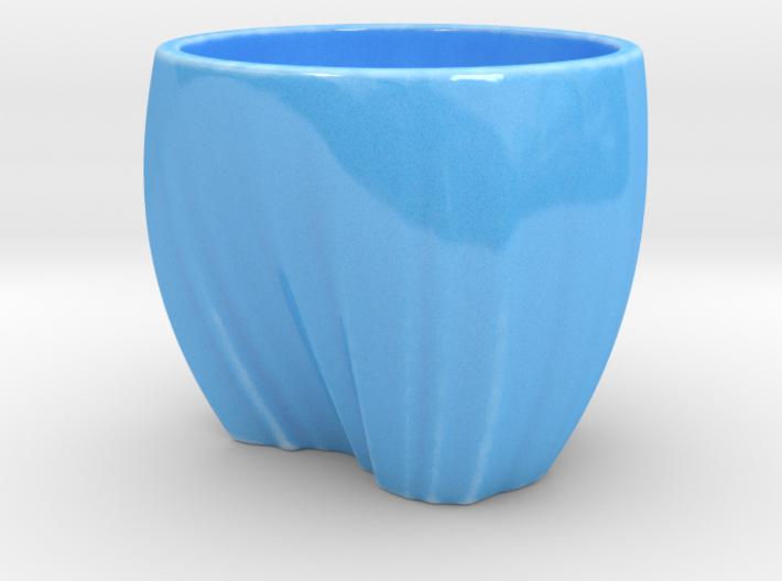 Australia in a cup 3d printed