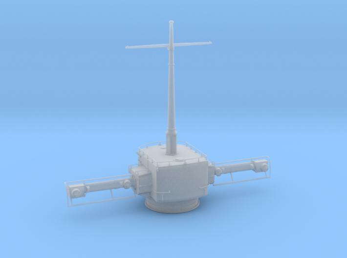 1/96 DKM 10.5 m rangefinder (aft) 3d printed