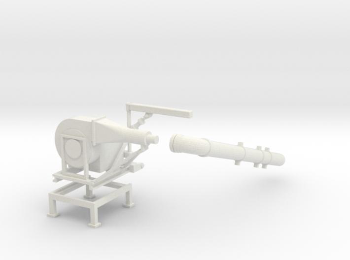 1/64 Bunk Blower 3d printed