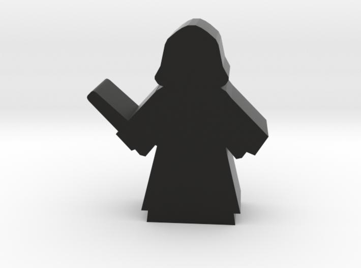 Game Piece, Dark Wizard 3d printed