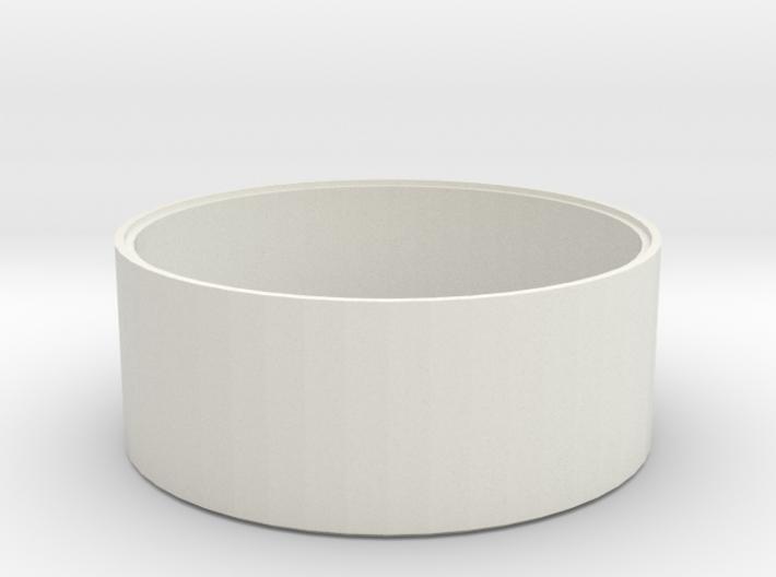 L 61-50 Betonschacht Ring 3d printed