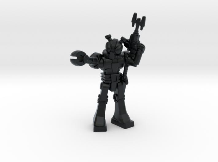 Waruder Kabutron Field Commander 35mm mini 3d printed